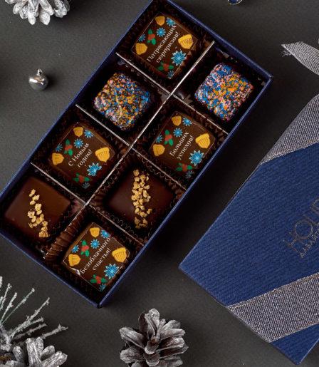 Набор конфет ручной работы Р-023