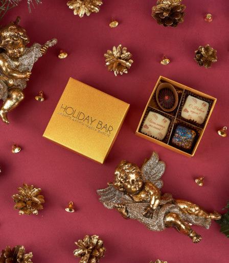 Набор конфет ручной работы M-001