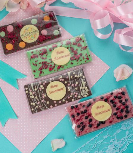 Шоколад ручной работы Ш-logo