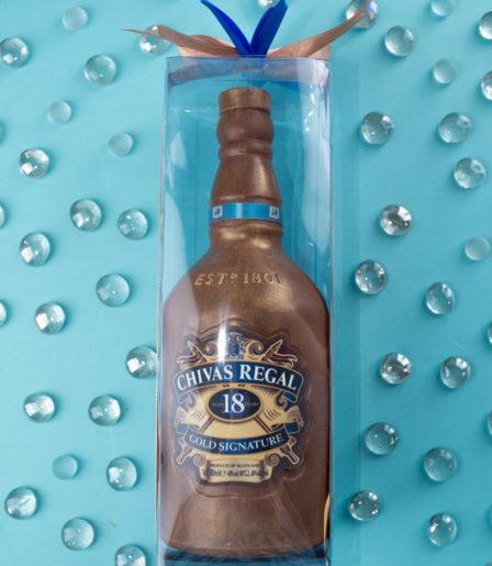 Шоколадная фигура «Chivas Regal»
