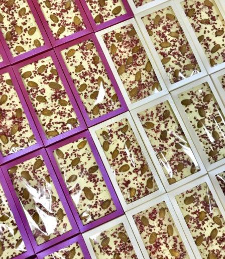 Шоколад ручной работы «Миндаль»