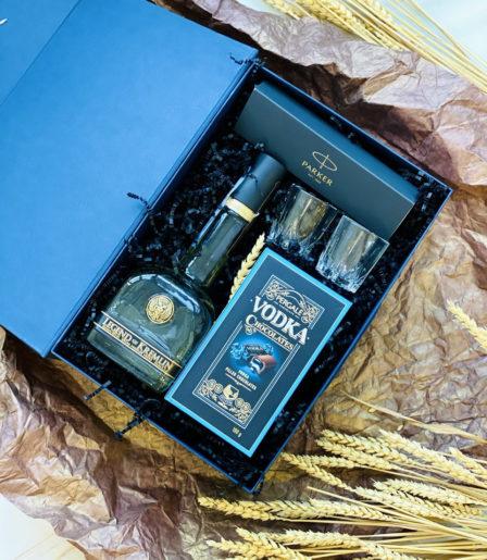 Подарочный набор «Русский дух»