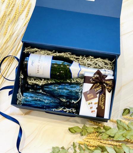Подарочный набор «Гармония синего»