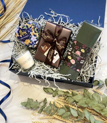 Подарочный набор «Ароматное наслаждение»