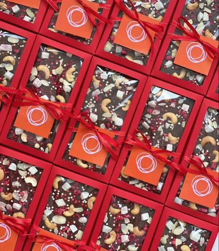 Шоколад ручной работы «Соблазн»